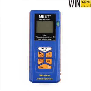 Long Distance Measurement Power Laser Digital Meter pictures & photos