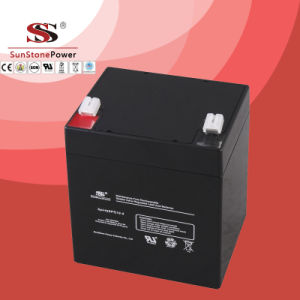 VRLA Battery 12V Lead Acid Battery AGM Standby UPS Battery 5ah pictures & photos