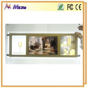 LED Board Custom Outdoor Hanging LCD Advertising Display pictures & photos