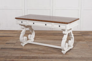 High-Quality Desk Antique Furniture pictures & photos