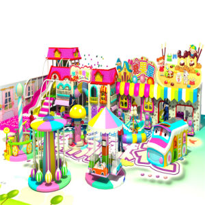 Hot Selling Children Playground Indoor Soft Play for Sale pictures & photos