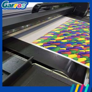Garros 1.6m Printing Width Belt Type Digital Textile Printer with Double Print Head pictures & photos
