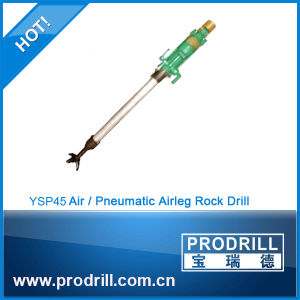 Ysp45 Airleg Rock Drill for Bore Raising Drilling pictures & photos