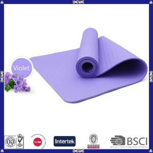 Customized Portable Colorful PVC Material Pilates Mat pictures & photos