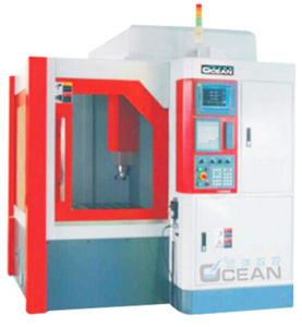 High Precision Engraving Machine for Mobile Metal Processing (RTM650)