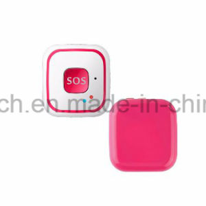 Hot GSM GPS Tracker with Large Sos Button for Help (V28) pictures & photos