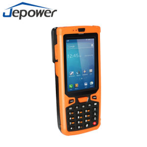 3G WiFi Bluetooth NFC RFID Reading IP65 Wholesale Handheld Bluetooth Barcode Scanner pictures & photos