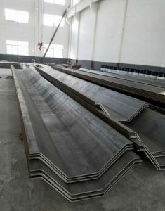 Customized Steel Sheet Pilling pictures & photos