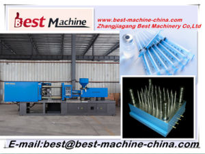 Disposable Injection Needle Syringe Moulding Making Machine pictures & photos