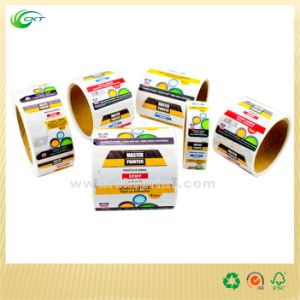 Custom Plastic Paper Vinyl Wine Label Stickers (CKT- LA-332) pictures & photos