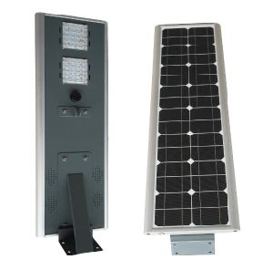 20W LED 50W Panel All in One Solar Street Light pictures & photos