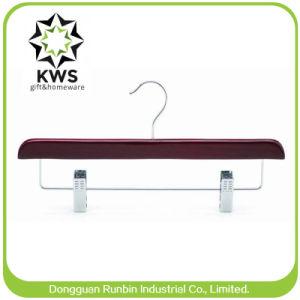 Kws Hangers Suppliers Clothes Hanger Wooden Hanger (RB-WP639)