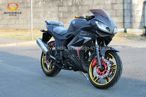200cc 2-Cylinder 5gears Motorcycle Bike for Racing pictures & photos