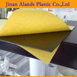 0.3mm Thick Both Sides Adhesive PVC Sheet for Photobook pictures & photos