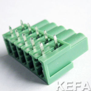 Pluggable Terminal Block for Board to Board Connection Kf2edga-5.0 pictures & photos