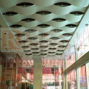Pure White Color Aluminum Panel for Ceiling Decoration pictures & photos