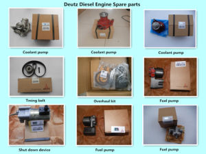 Deutz Engine Parts-Cylinder Block for Diesel Engine Bf4m1013 pictures & photos