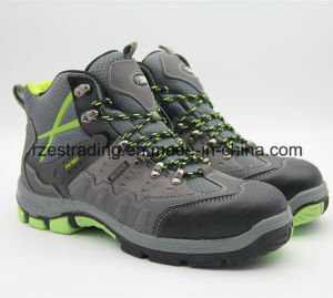 PU Injection Safety Shoes Antistatic Work Shoes pictures & photos