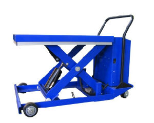Mobile Lift Table pictures & photos