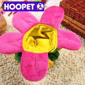 Cute Flower High End Small Dog Costume pictures & photos