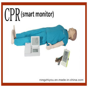 Comprehensive Emergency Skill Human CPR Manikin Model (Smart Monitor) pictures & photos