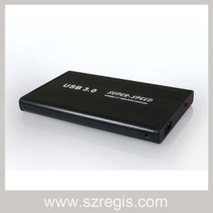 Supper-Speed USB3.0 External HDD Enclosure Support 2tb pictures & photos