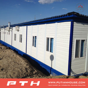 Luxury Living Home Constructed by Joint Together Container House pictures & photos