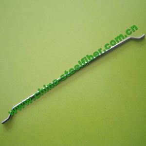 End Hook Steel Fiber 0.55mm*35mm pictures & photos
