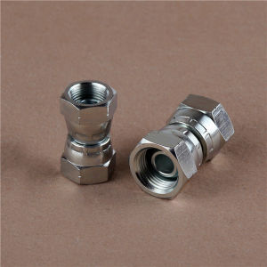 Straight Tube Adapters with Swivel Nut (P3C/3D) pictures & photos