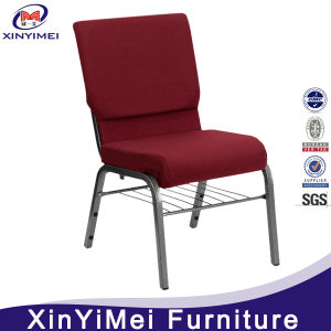 Wholesale Church Chair, Chair for Church, Iron Church Chair, Stacking Church Chair, Auditorium Chair Theater Chair with Logo (XYM-026) pictures & photos