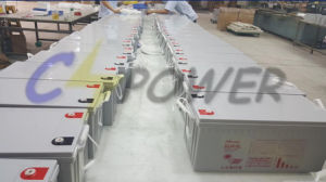 12V200ah Long Lasting Solar Accumulator Solar Gel Battery with IEC Ce UL Approve pictures & photos