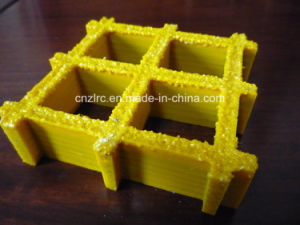 Concave Surface FRP Molded Grating pictures & photos