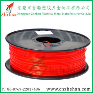 Color Customized Dia 1.75/3.0mm 3D Printer Filaments PLA ABS Supplier pictures & photos