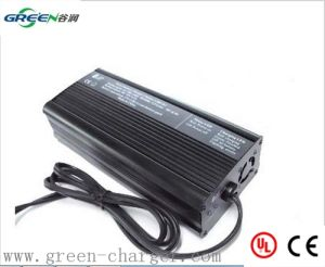 28.8volt 15A Smart LiFePO4 Battery Charger pictures & photos