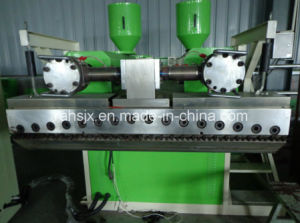 Double Layers Co-extrusion Stretch Film Machine (LYM-1000X2A) pictures & photos