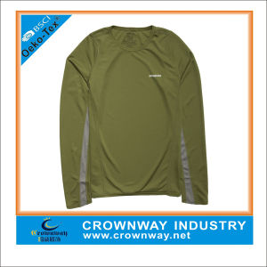 Custom Sports Compression Wear Tight Shirts (CW-AT1532) pictures & photos