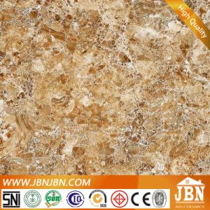 Coffee Color Brown Polished Porcelain Marble Tiles (JM8640G) pictures & photos