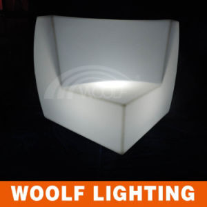 Lounge Leisure LED Light Glow Sofa Corner pictures & photos