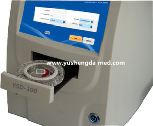 Ce/ISO Certified Automatic Portable Chemistry Analyzer pictures & photos