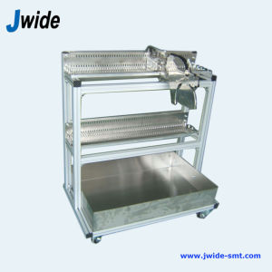 SMT Feeder Storage Carts with Universal Wheels pictures & photos
