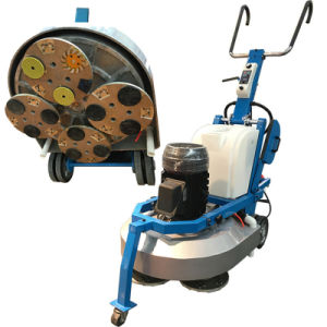 4 Head Concrete Grinder Planetary System Surface Preparation Grinding Machine pictures & photos