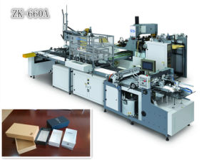 Full Automatic Set-Up Box Machinery (CE) pictures & photos