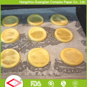 Ovenable Food Grade Parchment Paper for Baking Sheet Lining pictures & photos