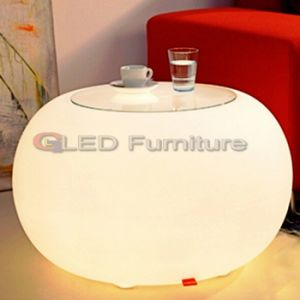 LED Furniture Lighting Table for Event/Wedding/Pub/Cafe House/Nightclub/Hotel