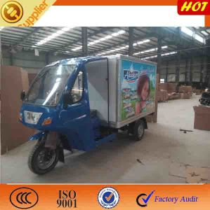 for Commerical with Closed Cargo Boxad Tricycle pictures & photos