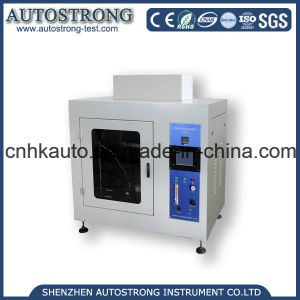 IEC60695 Lab Instrument Needle Flame Material Burning Tester pictures & photos