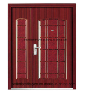 New Design for Steel Security Composite Door pictures & photos