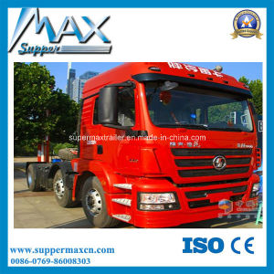 Shaanxi Delong 6*4 Trailer Head Tractor Trucks and Trailers High Quality Low Price pictures & photos