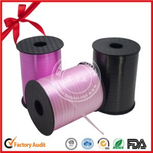 Gift Wrapping Curling Grosgrain Ribbon Spool pictures & photos
