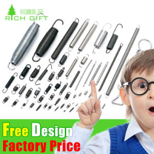 Custom Metal Spiral Adjustable Stainless Steel Torsion Spring pictures & photos